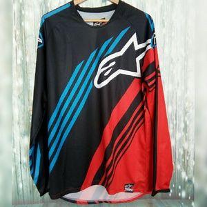 Alpinestars mx long sleeve jersey